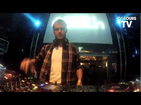 DASH BERLIN - Winter Party - COLOURS TV