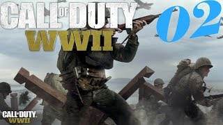 CALL OF DUTY WW2 (FR)-02-MODE HISTOIRE