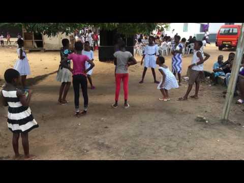 GHANA GAME | Ampe
