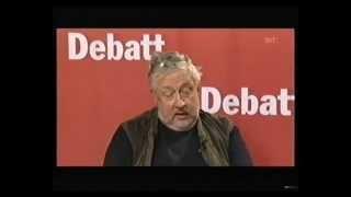Styckmordet debatt Josefsson del1