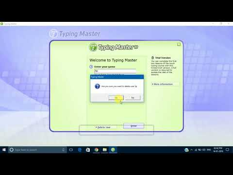 How To Download Full Typing  Master 10 Without Using Any Product Key