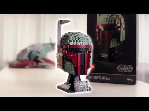 LEGO Star Wars - Шлем Бобы Фетта 75277