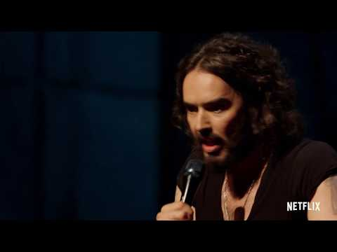 Russell Brand On Being In The Illuminati...