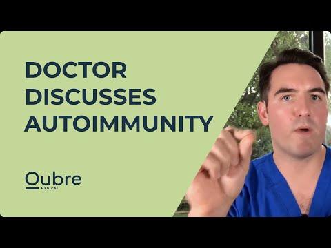 Doctor discusses Autoimmunity (symptoms, testing, nutrition, supplements, etc)