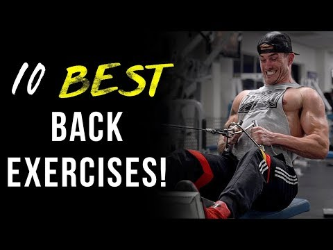 V Shred | 10 Best Back Exercises for Faster Muscle Growth