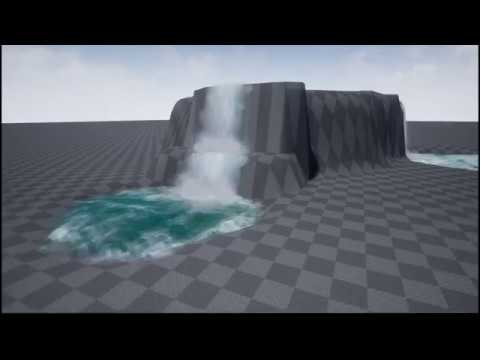 UE4 Waterfall Tool Preview - Most Popular Videos