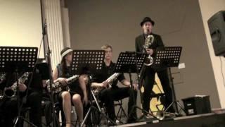 PYJO 2A Nov 10, 2011 -  Bemsha Swing (1/3)