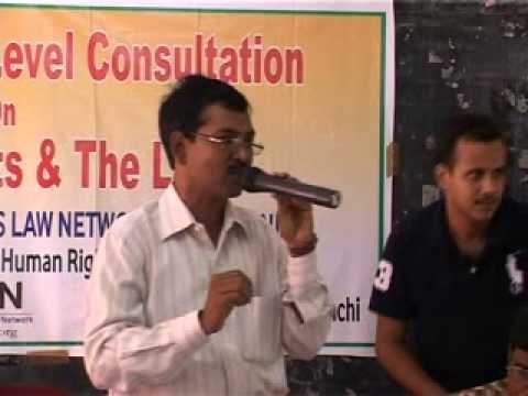 Human Rights & the Law Ranchi 14-15 July 2012 Part 13