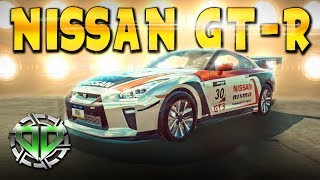 Nissan GT-R : Car Mechanic Simulator 2018 Gameplay : PC Lets Play