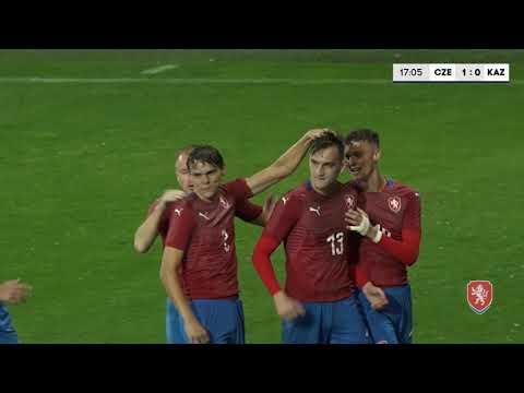 SESTŘIH: Česko U19 - Kazachstán U19 3:0
