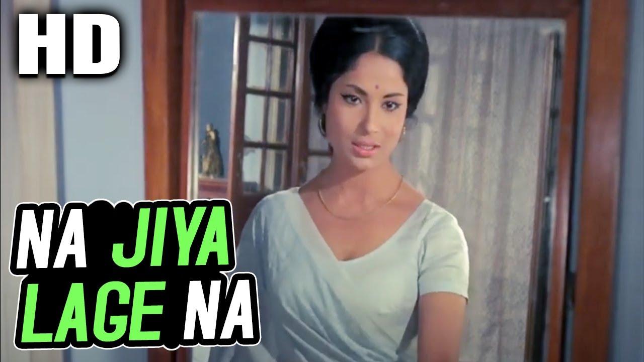 Download Na Jiya Lage Na | Lata Mangeshhkar | Anand 1971 Songs । Sumita Sanyal