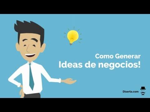 Como Generar Ideas de Negocios - La Guía Definitiva [Curso Animado]