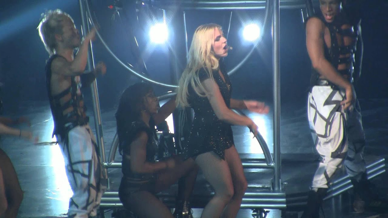 Britney Spears Till The World Ends Ft Nicki Minaj Hd Live In Las Vegas On June 25 2011 Youtube