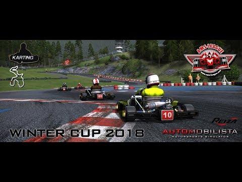 AMSL Winter-Cup 2018 #5: Karting @ Buskerud