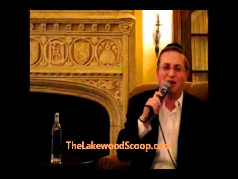 Baruch Levine Misameach Kumzitz in Boston