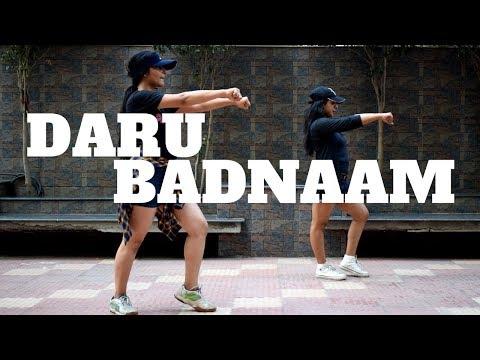 Daru Badnaam | Easy Bollyhop Dance Choreography