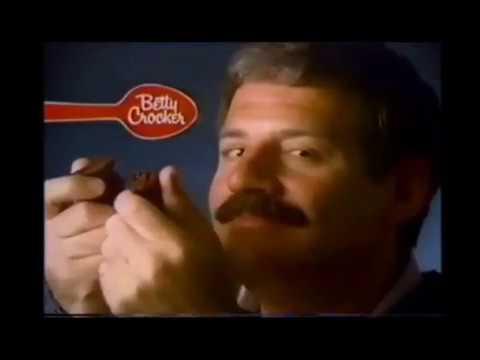 """Betty Crocker """"Moustache Seduction"""" (1980s commercial)"""
