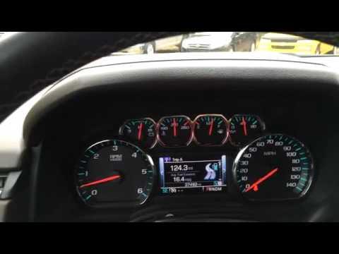 2016 Chevrolet Tahoe Wiggins MS 4162