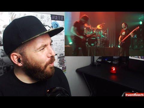 Porcupine Tree - Anesthetize - live (Tilburg, Netherlands) - REACTION!
