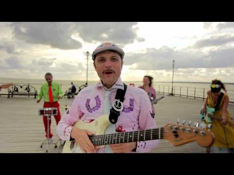 AJ Holmes & The Hackney Empire - A13 trunk road to the sea (Featuring Billy Bragg)