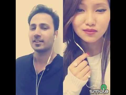 dil leke cover song by Madan Sangroula And smule friend
