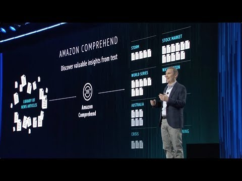 AWS re:Invent 2017 - Introducing Amazon Comprehend
