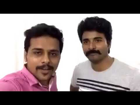 Thanthi TV thiraikadal Show Anchor about sivakarth