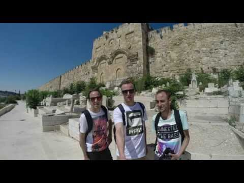 Visiting Jerusalem  #GoPro