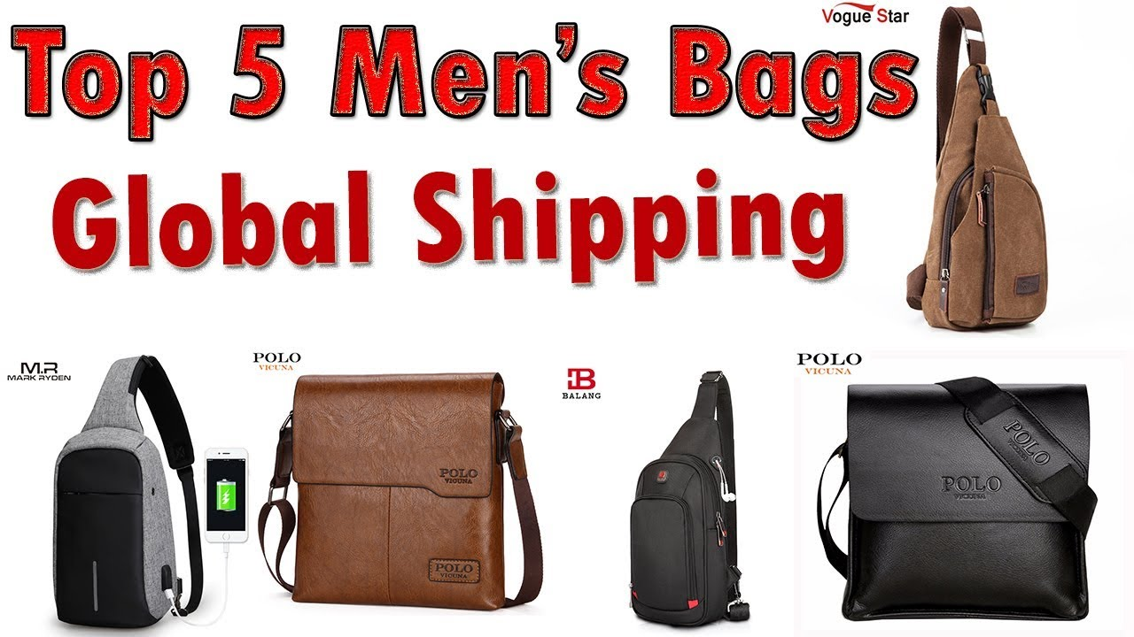 Top 5 Best Selling Men s Bags In Aliexpress Global Shipping ... 1e6fbcfefb379