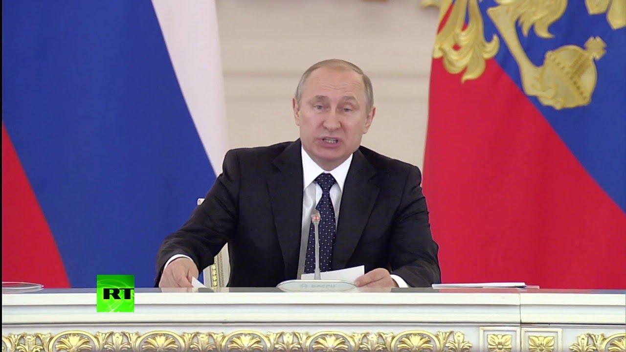 Владимир Путин: Ставку ипотеки нужно снижать