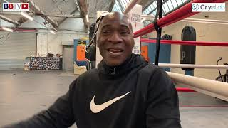 BEING A BOXING COACH: CARL THOMPSON FORMER 3 TIME WORLD CHAMPION