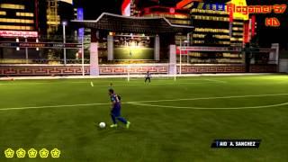 FIFA 12 | Tutorial Skill | [2] ★★★★★ Feinte du coup du foulard ! [HD]