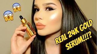 24K GOLD SERUM | Luxury beauty product