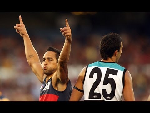 AFL Hall of Fame - Andrew McLeod