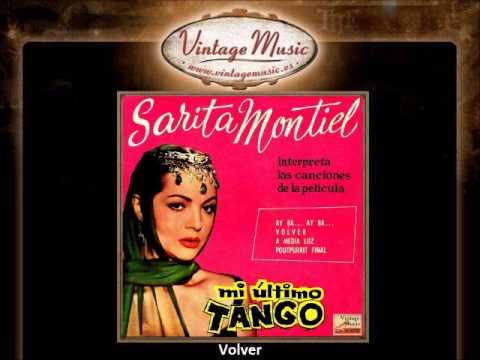 Sara Montiel -- Volver (VintageMusic.es)