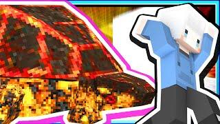 【Minecraft | 噩夢與美夢】#19 前往噩夢收集鑽石????卻發現熔岩大烏龜????