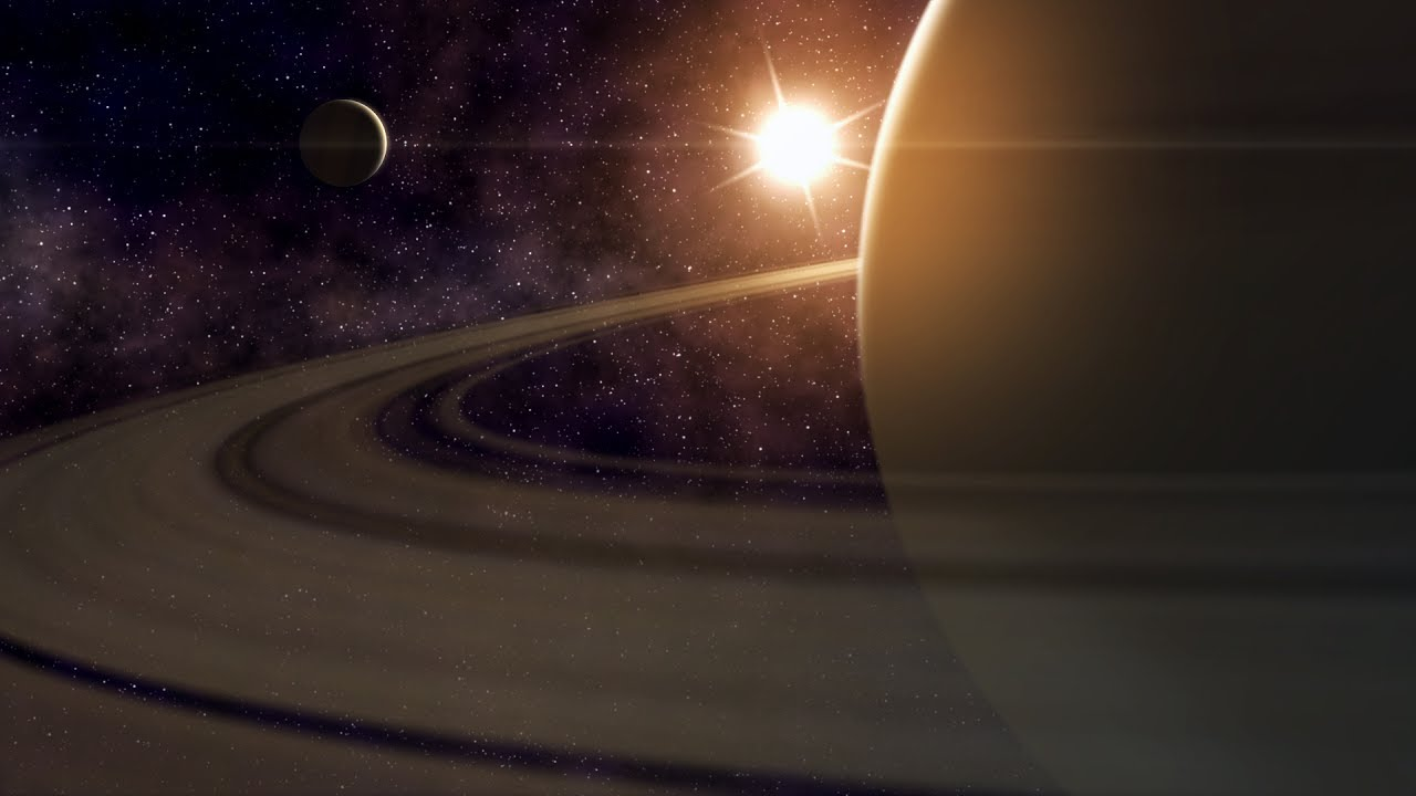 Create A Saturn Space Scene In After Effects