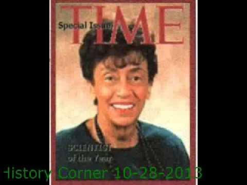 Satora's Black History Corner 10-28-2013