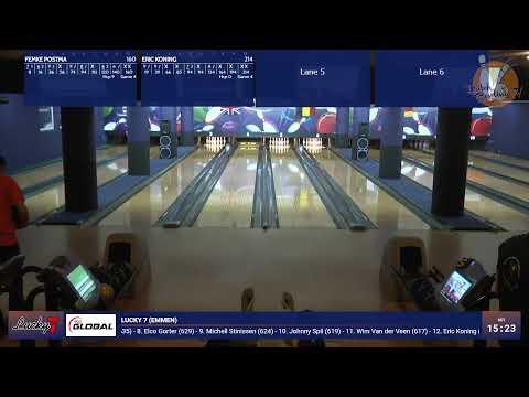 Lucky 7 Bowling Tournament 2019 Finals 2