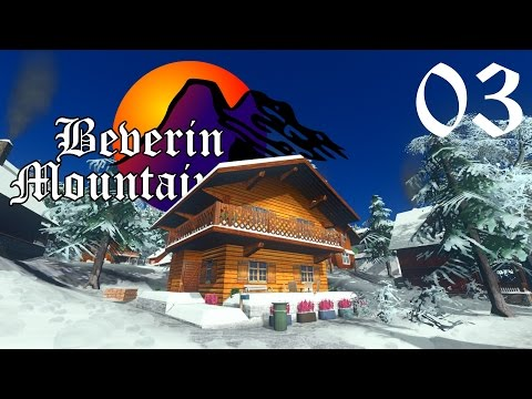 The Beverin Mountains No. 3 - Alpine Village