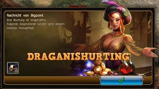 Drakensang Online - NEW BONUSCODE for the 2.500.000 Dragan KILLS from 26.01.2017