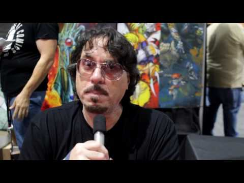 Marc Silvestri (Founder of Top Cow) Interview SDCC 2017