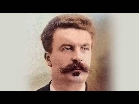 Abandoned by Guy de Maupassant.  French Short Stories. Audiobook. Language: English
