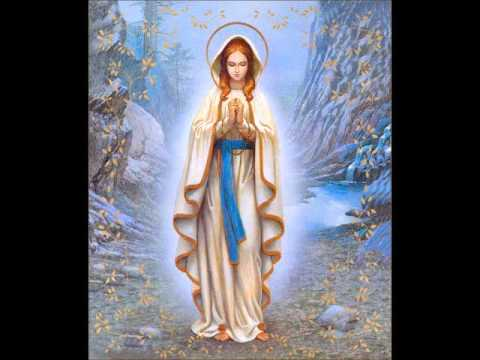 Ave Maria Songs of Different Versions and Alleluia