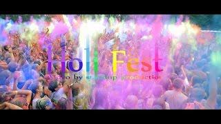 Фестиваль красок Холи 2014 Киев