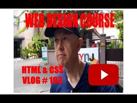 Web Design Course HTML CSS Bangkok Thailand