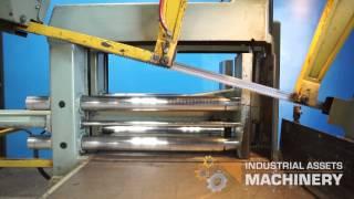 hyd mech automatic horizontal bandsaw swivel head   20 x 30
