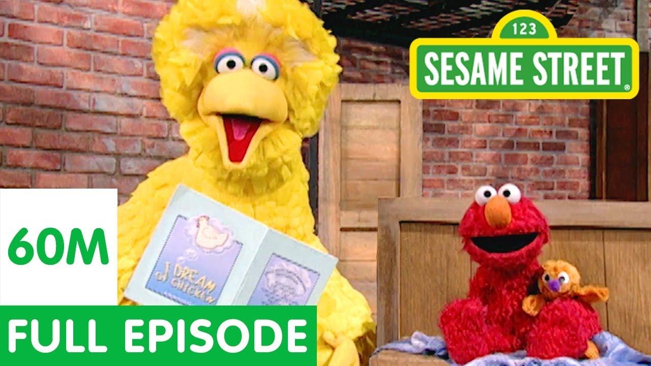 Elmo's Chicken Dream | Sesame Street Full Episode
