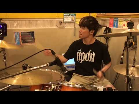 【Drum Cover】Hi-STANDARD / ANOTHER STARTING LINE【叩いてみた】