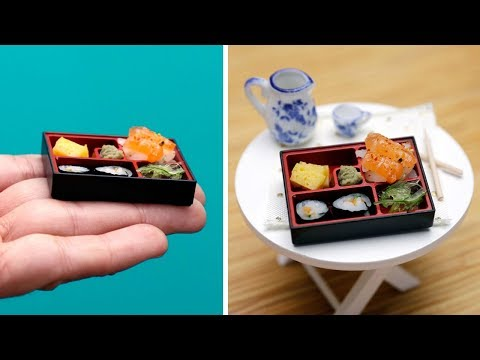 The Cutest Bento Box | Tiny Kitchen
